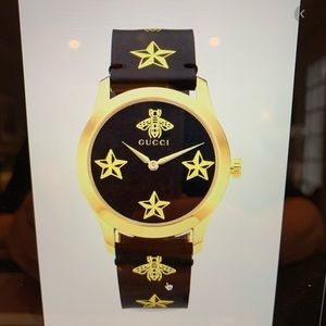 G-TIMELESS GOLD && BEE WATCH